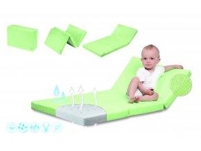 dětská matrace,skládací matrace,matrace za hubičku,molitanová matrace