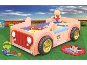jeep pink