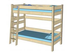 0003546 patrova postel sendy vyska 180 cm