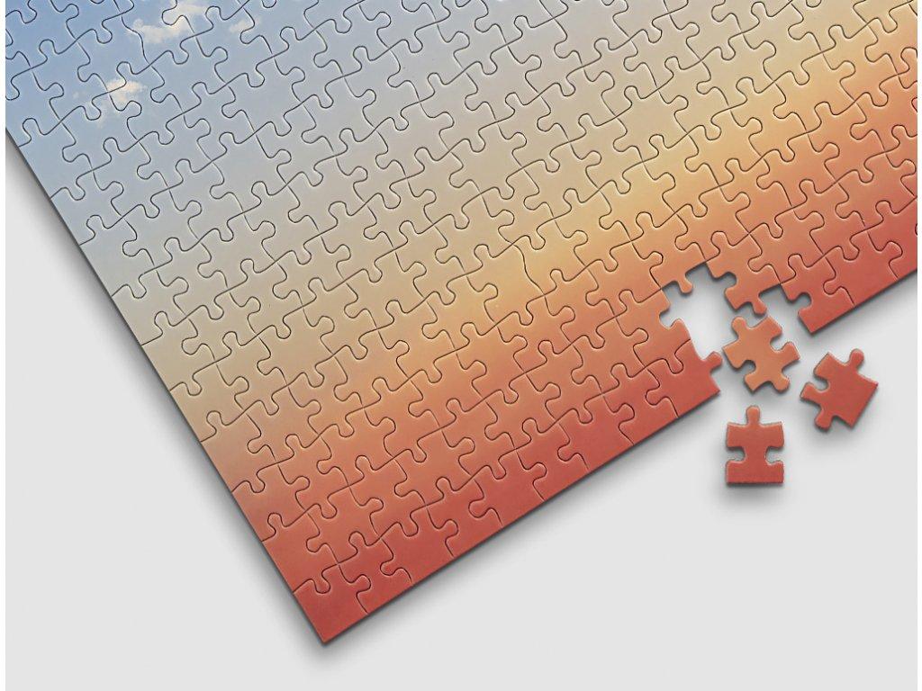 Puzzle s vlastní fotkou