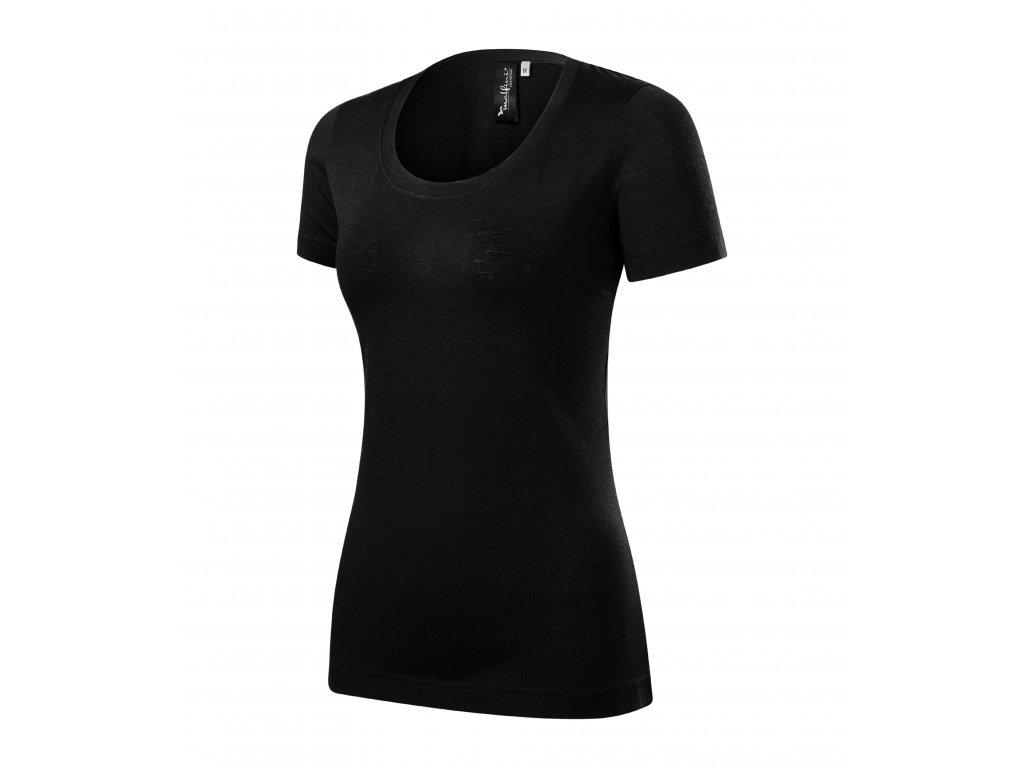 Merino Rise tričko dámské