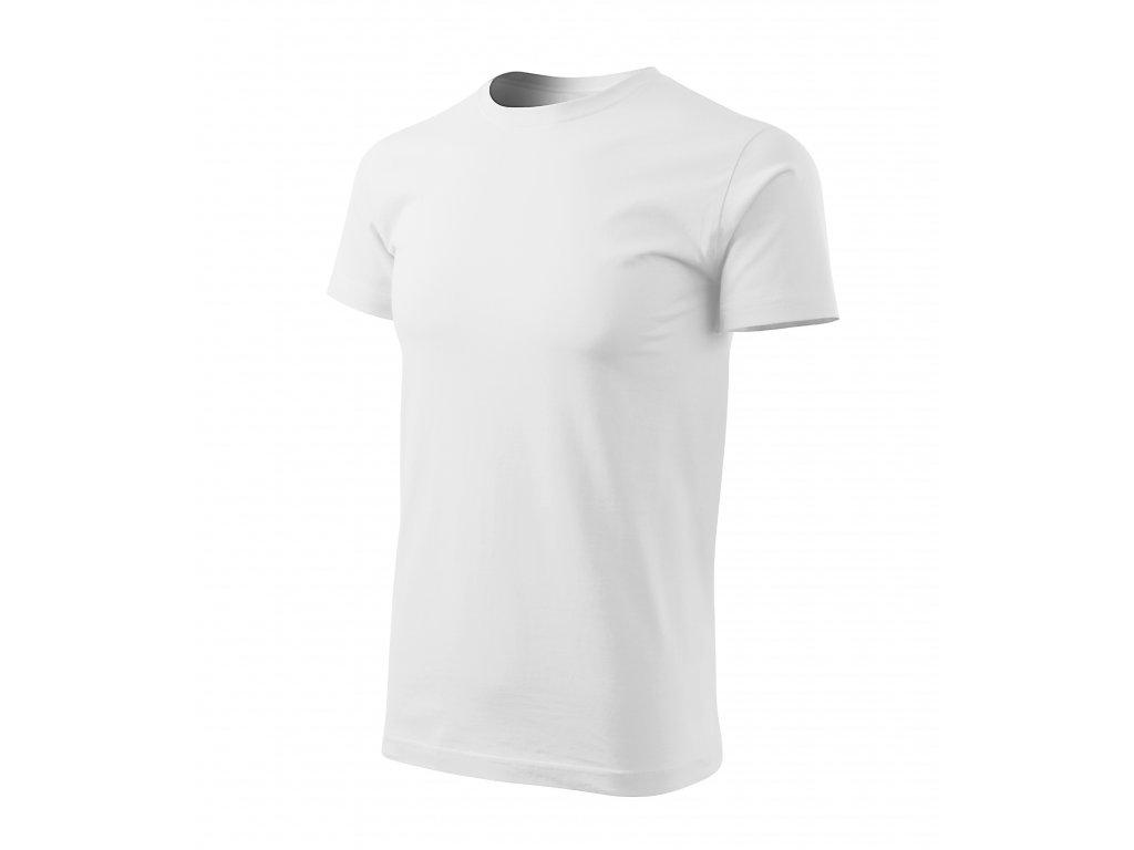 Heavy New Free tričko unisex bez etikety