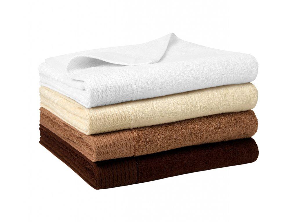 Bamboo Bath Towel osuška unisex 70 x 140 cm