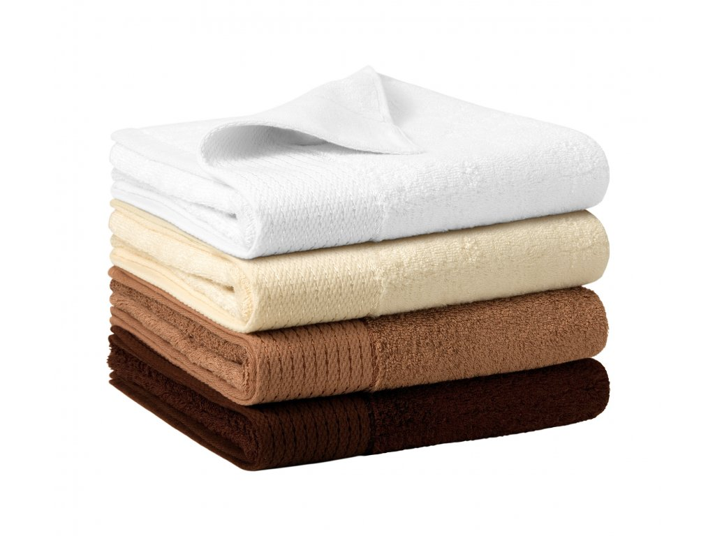Bamboo Towel ručník unisex 50 x 100 cm