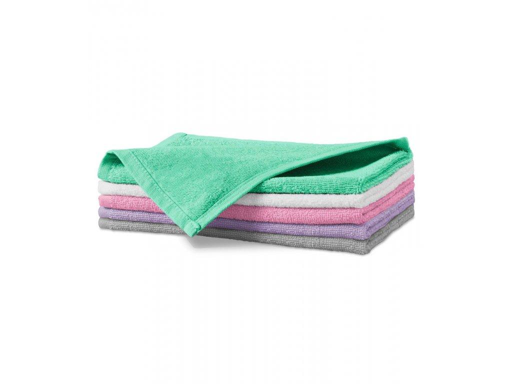 Terry Hand Towel malý ručník unisex  30 x 50 cm