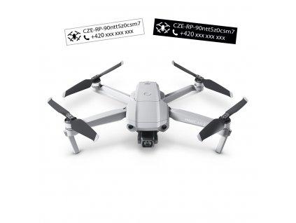 SPZ na dron