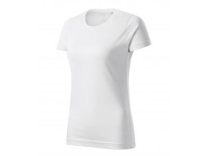 Basic Free tričko dámské bez etikety