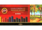Gioconda 12 Oil Pastels