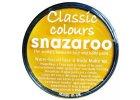 Barva na obličej Snazaroo 18ml - 222 Žlutá