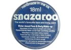 Barva na obličej Snazaroo 18ml - 344 Královská modrá