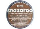 Barva na obličej Snazaroo 18ml - 910 Hnědá světlá