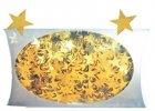 Konfety - hvězdičky zlaté 20g