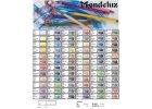 Akvarelová pastelka Mondeluz 3720 - jednotlivě