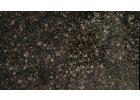 Glitterový pudr 20g - černý