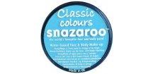 Barva na obličej Snazaroo 18ml - 488 Tyrkysová