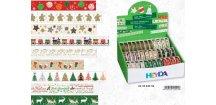 Dekorační lepící páska Heyda - Vánoční motivy
