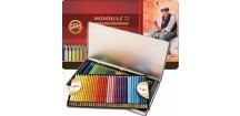 MONDELUZ souprava akvarelových pastelek 72