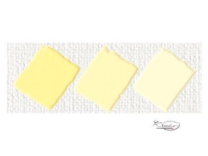 Hobby Acryl matt pastelově žlutá 59 ml