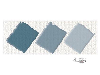 Hobby Acryl matt antik modrá 59 ml