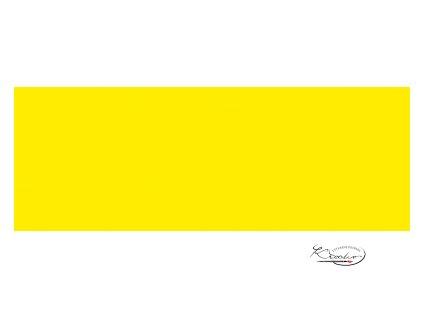 Hobby Acryl matt Neon žlutá 59 ml