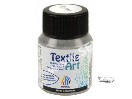 Textile Art 59 ml - 702 Šedá