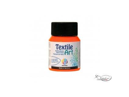 Textile Art 59 ml - 810 Oranžová Neon