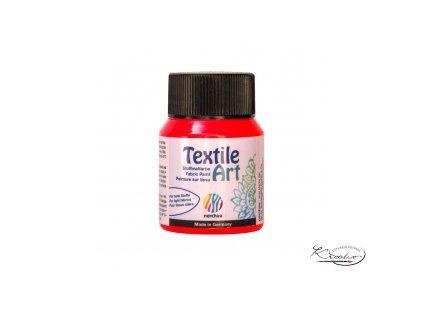 Textile Art 59 ml - 812 Červená Neon