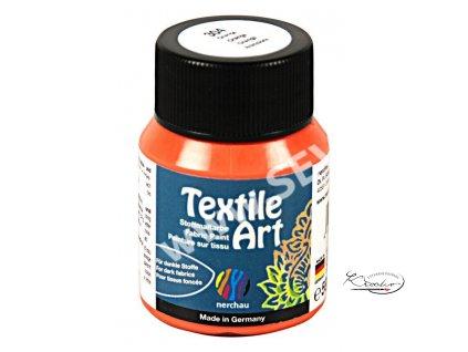 Textile Art TT 59 ml - 304 Oranžová
