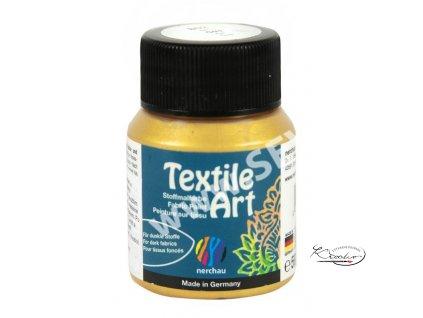 Textile Art TT 59 ml - 802 Zlatá