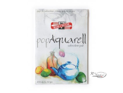 Blok pop Aquarell A3