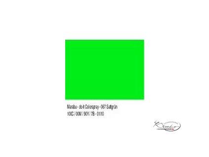 Do-it Color spray 067 sytě zelený