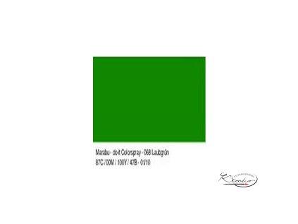 Do-it Color spray 068 zelený listový