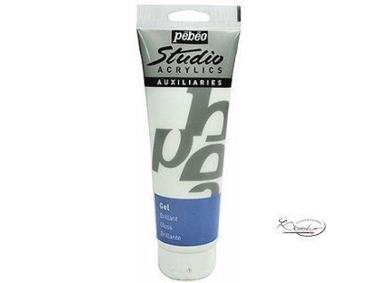 Lesklý gel Studio 250ml Pébéo