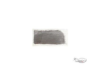Olejová barva č. 0085 stříbrná odstín 20ml