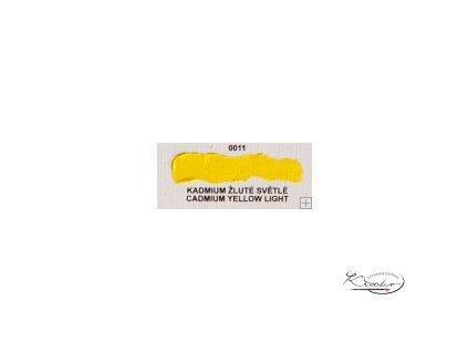 Olejová barva č. 0011 kadmium žluté světlé 20ml