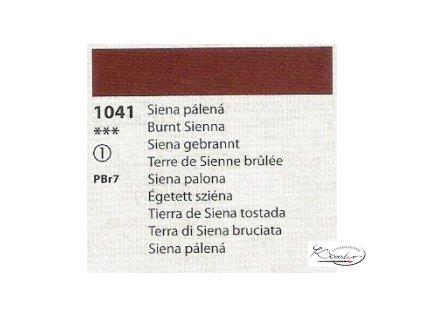 Tempera Umton 35 ml - 1041 Siena pálená