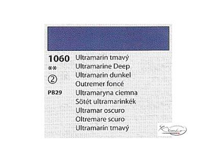 tempera Umton 35 ml - 1060 Ultramarin tmavý