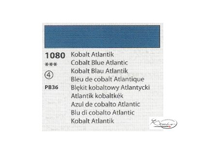 Tempera Umton 35 ml - 1080 Kobalt atlantik