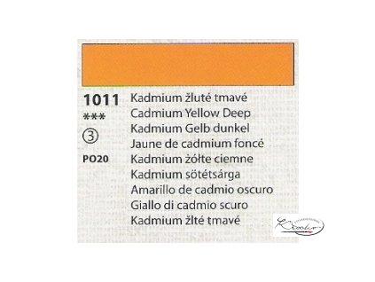 Tempera Umton 35 ml - 1011 Kadmium žluté tmavé
