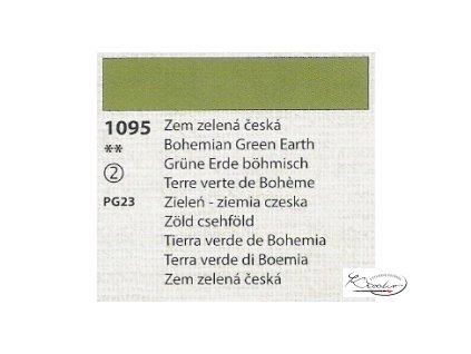 Tempera Umton 35 ml - 1095 Zem zelená česká