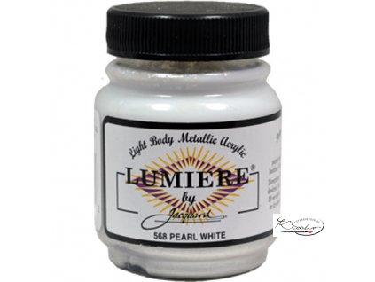 Lumiere 67 ml - 568 Perlově bílá
