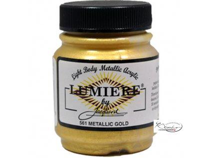 Lumiere 67 ml - 561 Metalická zlatá