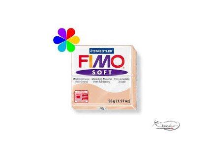 FIMO Soft 56g 43 tělová