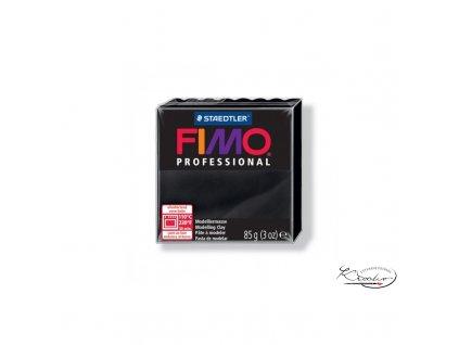 Fimo Professional 85g 9 Černá
