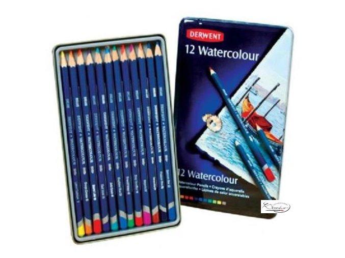 Derwent Watercolour 12