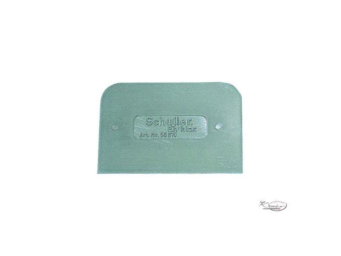 Špachtle plastová 8 x 12 cm