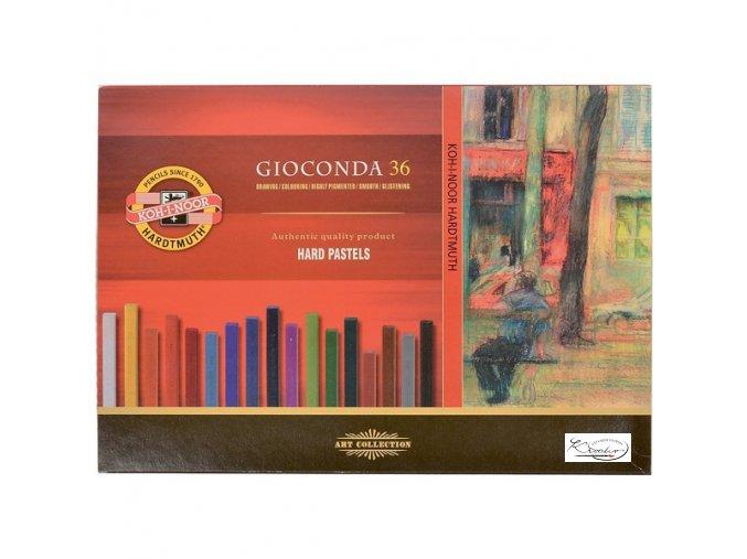 Gioconda 36 Hard Pastels