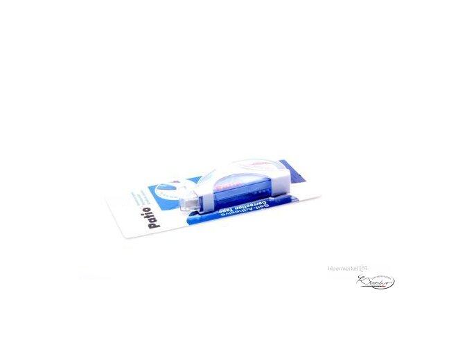 Korečkní roller Patio modrý