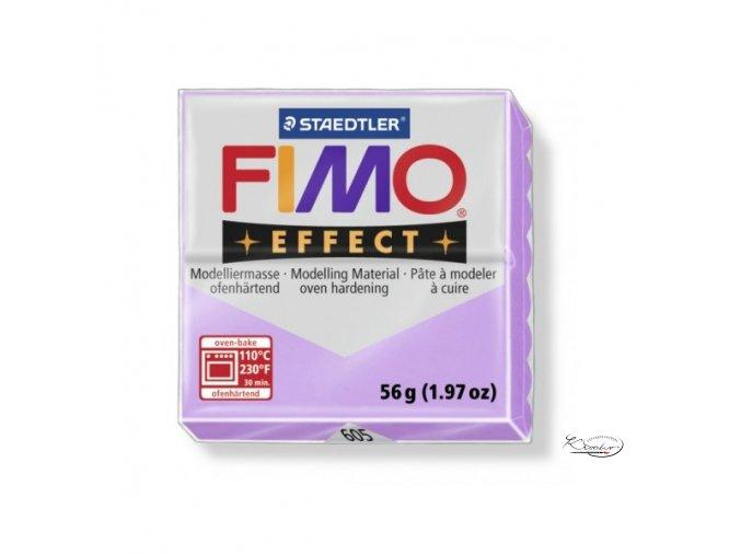 Fimo hmota Effect Pastel - 605 Lila