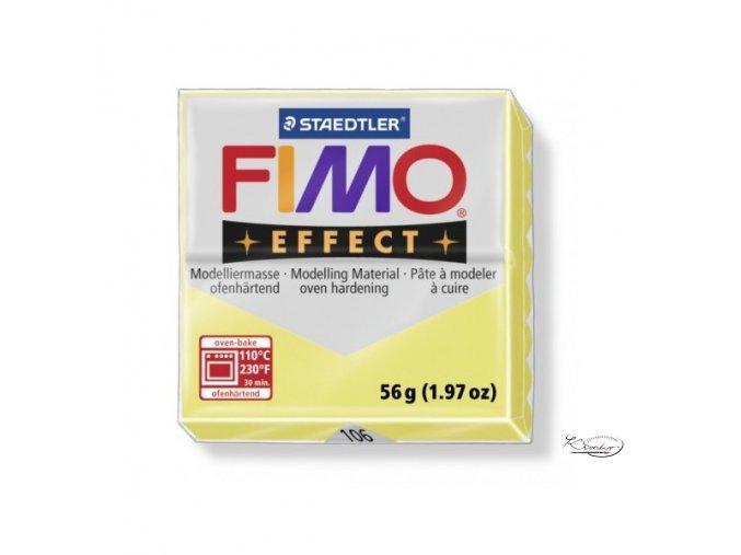 Fimo hmota Effect 56g - 106 Citrín